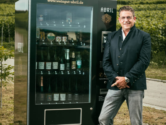 Automaten in Südbaden
