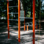 Bewegungspark im öffentlichen Raum