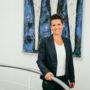 Eva-Marie Granz ist Gesellschafterin und Prokuristin von adensio und VdU Mitlgied
