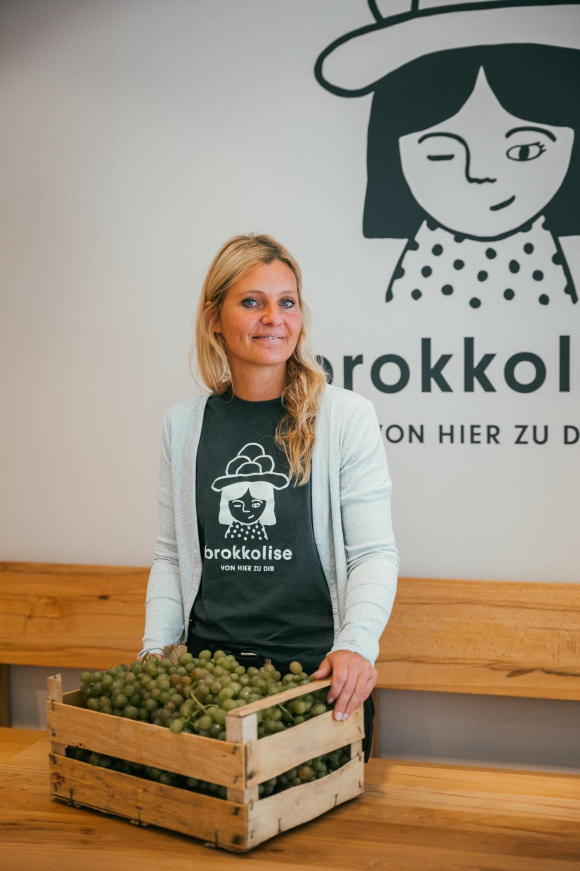 Brokkolise inklusiver Bio-Markt in Waldkirch