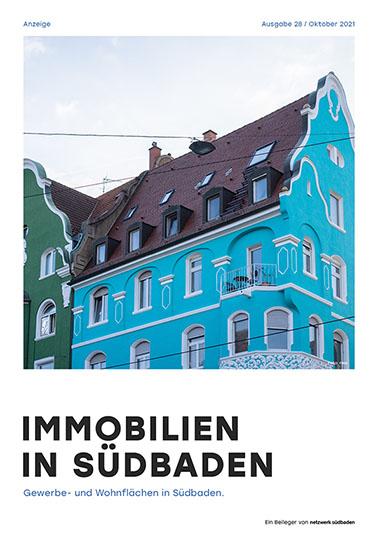 Immobilienbeilage netzwerk südbaden 10/2021
